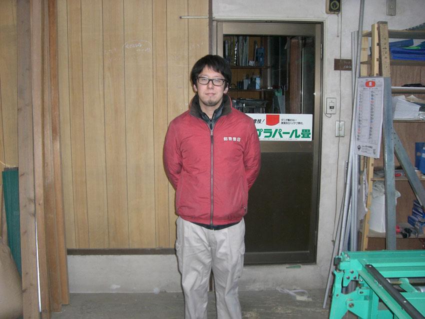 能登畳店のユニフォーム2008画像