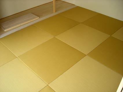 和紙琉球畳4