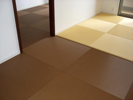 全面畳敷き施工画像3