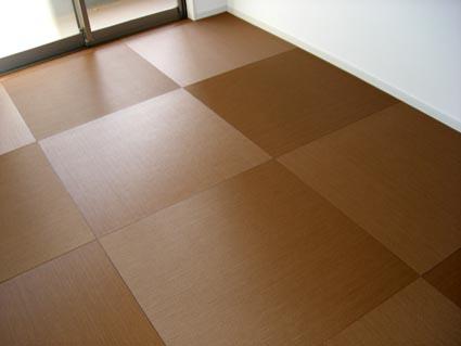 全面畳敷き施工画像4