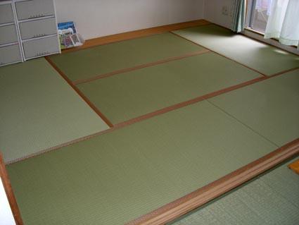 健康和紙畳表10-1