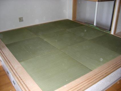 国産目積琉球畳画像
