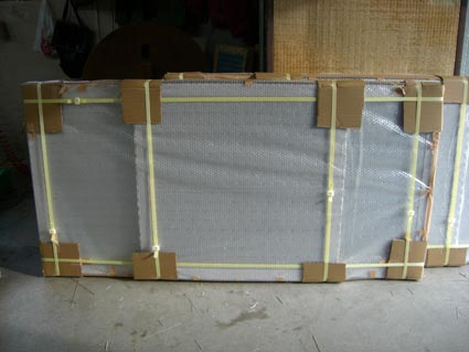 サウジアラビアに輸出する畳画像1