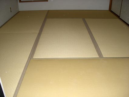 健康和紙畳表「黄金白」