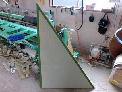 三角形の畳1
