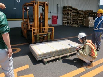 サウジアラビアに輸出する畳画像3