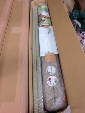 ドイツに輸出する畳画像3