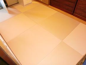 カラー和紙琉球畳画像